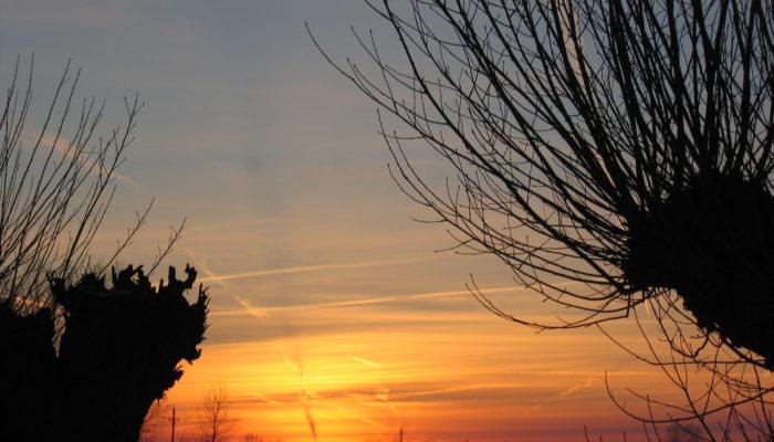 solnedgang Kippinge